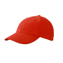 6 Panel Cap Low-Profile grenadine