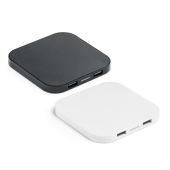 CAROLINE. Wireless charger and 20 USB hub