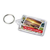 Acrylic Ideal Keyfob 41x66mm doorzichtig