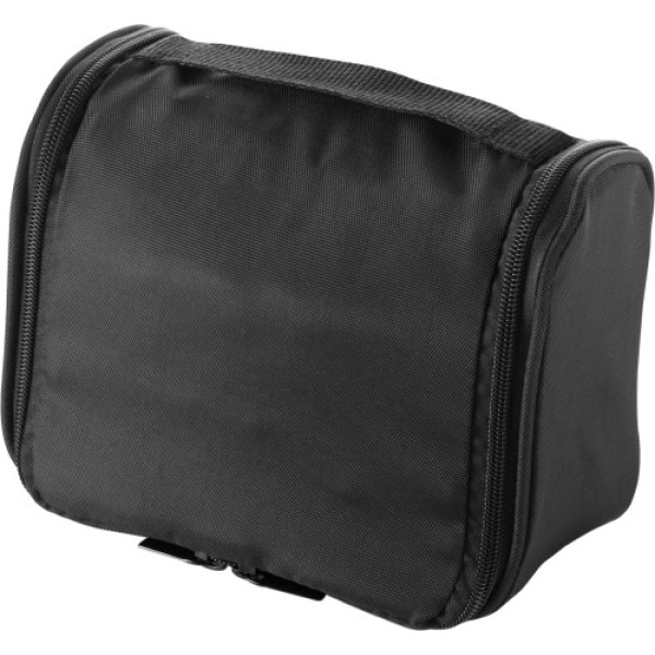 Polyester (600D) toiletry bag