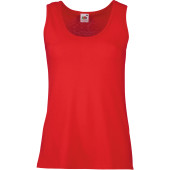 Lady-fit valueweight vest (61-376-0) red l