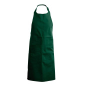 Apron - halterschort bottle green one size