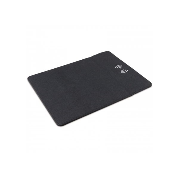 Mousepad with wireless charging pad 5W