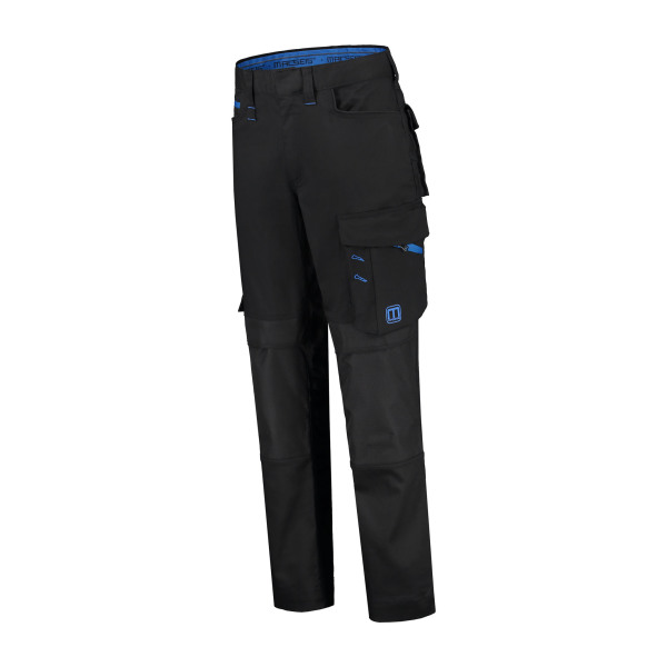Macseis Pants Proneon Black/RB