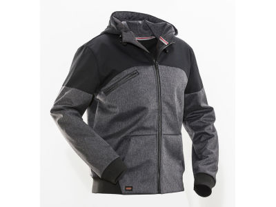 1292 Hooded Softshell Jacket