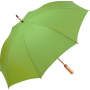 AC midsize bamboo umbrella ÖkoBrella - lime