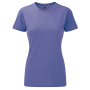 Ladies HD T-Shirt XL Purple Marl