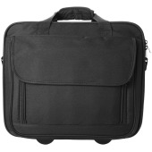 "Business 15.4"" laptop trolley - Zwart"