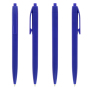 Basic pen NE-dark blue/blue Ink