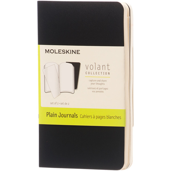 Volant Journal XS - effen