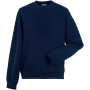 Authentic crew neck sweatshirt french navy xs