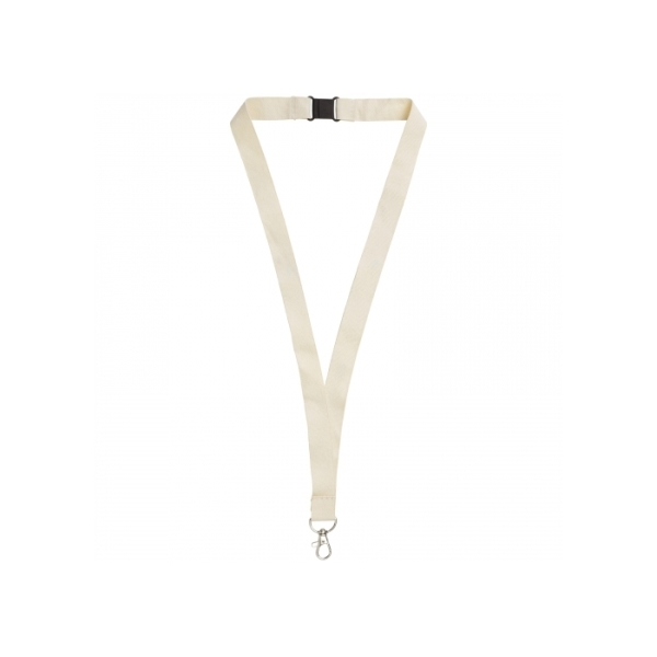 Lanyard organic cotton