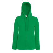 Lady-Fit Lichtgewicht Hooded Sweat Jacket