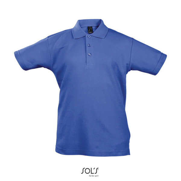 SUMMER II KIDS - SUMMER II-kinder polo-170g
