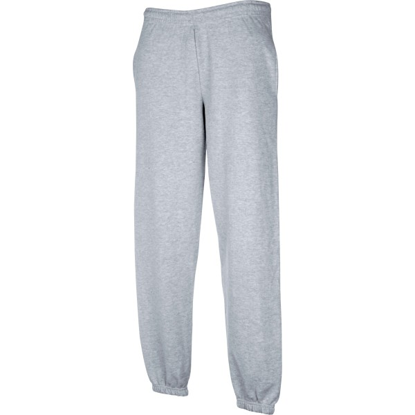 Classic elasticated cuff jog pants (64-026)