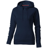 Alley dames sweater met capuchon - Navy - XXL