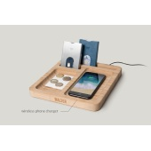 Eco walter bamboo single dock