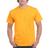 Gildan T-shirt Ultra Cotton SS Gold S