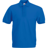 65/35 polo (63-402-0) royal blue m