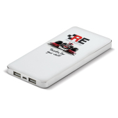 Powerbank Flat TUV GS 11000mAh