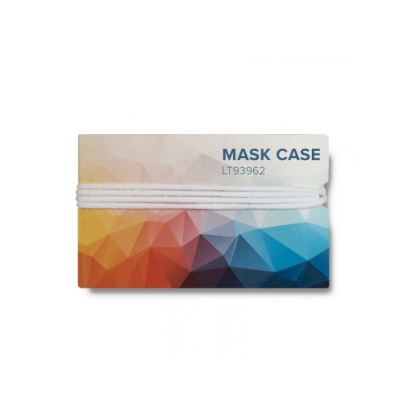 Mask case full-colour