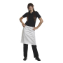 Basic Waist Apron - White
