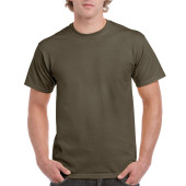 Gildan T-shirt Ultra Cotton SS Olive XXL