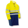 1565 Rain Jacket HV Yellow/Navy xxl