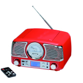 Retro CD radio DINER