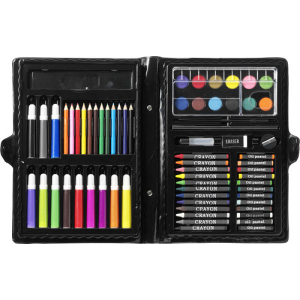 Plastic art set