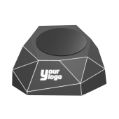 Xoopar Geo Fast Wireless Charging Dock - black