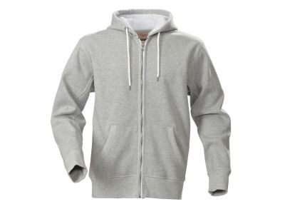 Printer Hoop Hoody Sweatjacket
