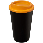 Americano® 350 ml termosmugg - Svart/Orange