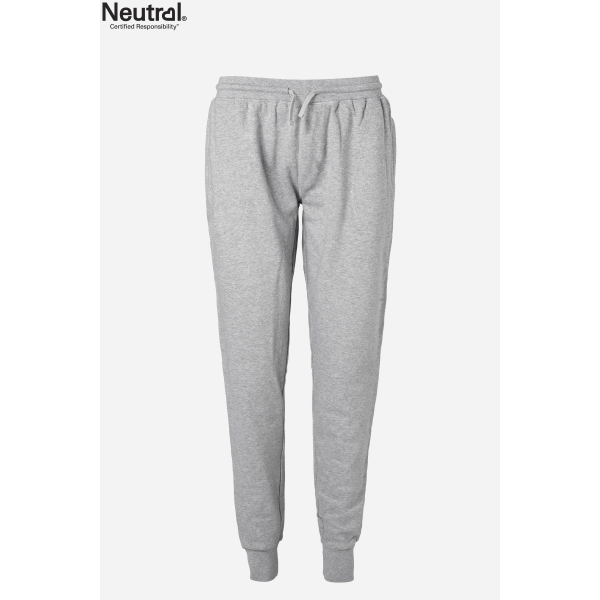Neutral Joggingbroek Unisex - O74002