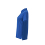 Ladies' Plain Polo royal/blauw-groen-wit