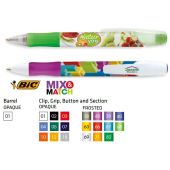 Bic Media Max Digital balpen