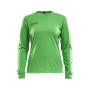 Craft Squad GK jersey LS wmn Craft green xxl