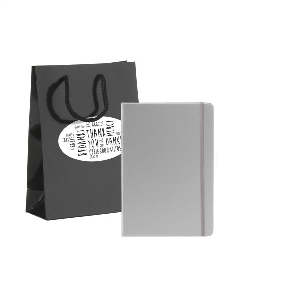 Pocket Notebook A5 Gift Set-Thank you