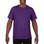 Gildan T-shirt Performance SS for him purple XL