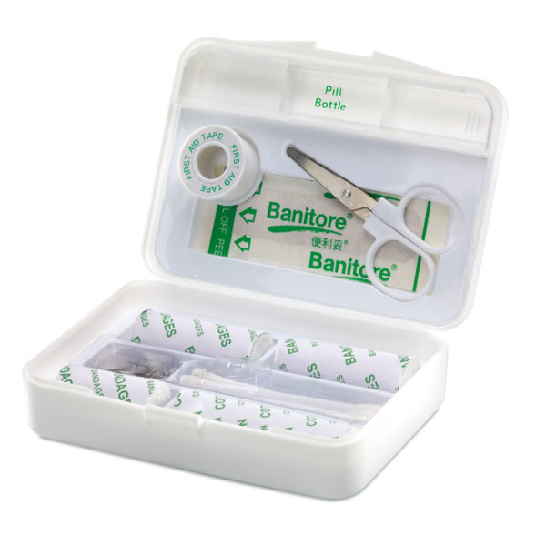 CROSS - First aid box