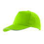 5-panel sandwich cap WALK - lichtgroen