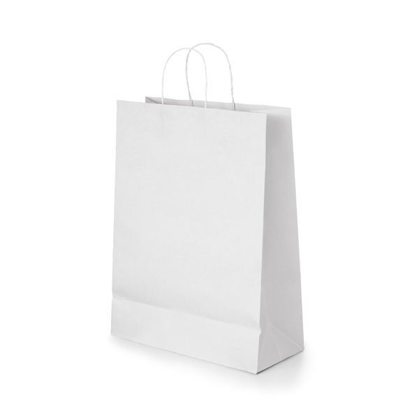 CABAZON. Paper kraft bag