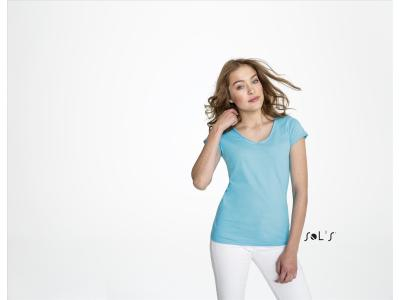 V-neck T-shirt Men/Women