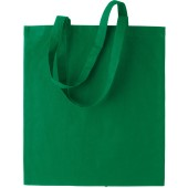 Basic shopper kelly green one size