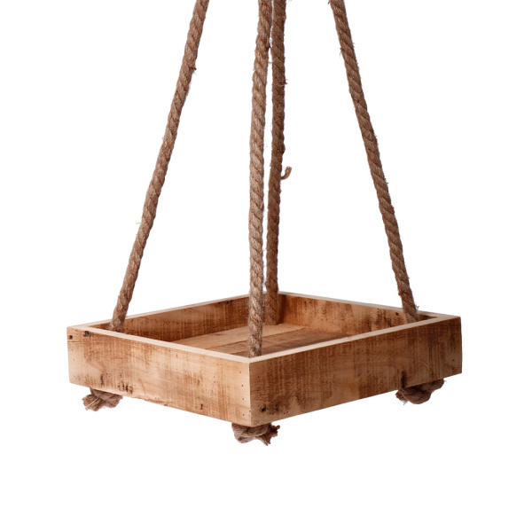 SENZA Hanging Wooden Tray