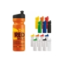 Sportbidon design 750ml wit / rood