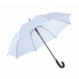 "Autom. golf umbrella,""Subway"", white"