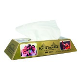 Tissue box goudstaaf