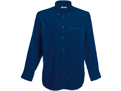 Long sleeve oxford shirt (65-114-0)