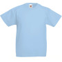 Kids valueweight t (61-033-0) sky blue '14/15